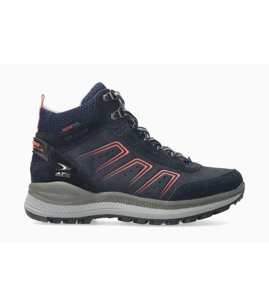 SATIKA-TEX-Hoge sneakers nubuck