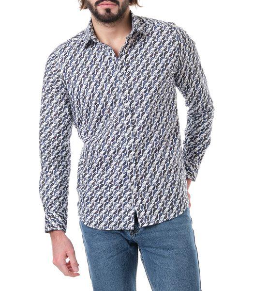 ZORO shirt met lange mouwen en opdruk