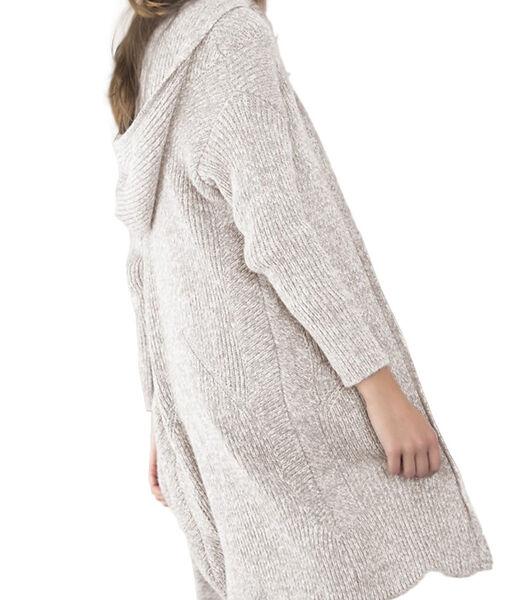 Hooded jack Soft Rabbit grijs