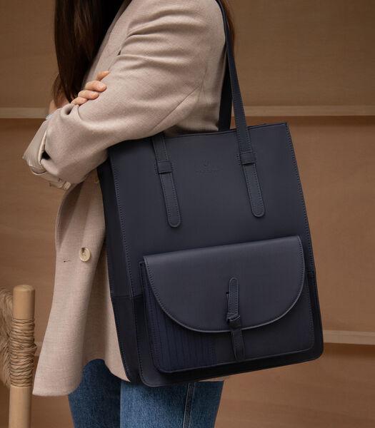 Essential Bag Shopper blauw VH25002