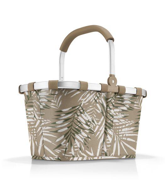 Carrybag - Boodschappenmand - Jungle Sand Beige