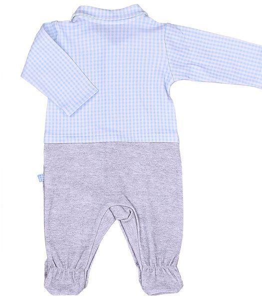 Babypyjama in biokatoen, VICHY