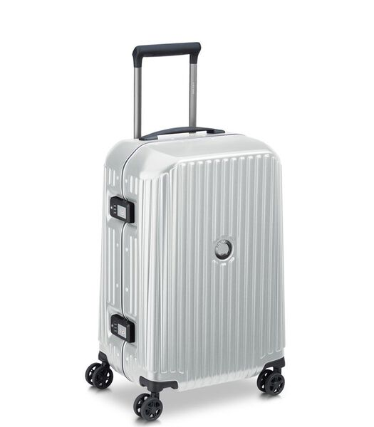 Securitime Frame Cabin Trolley 55 silver