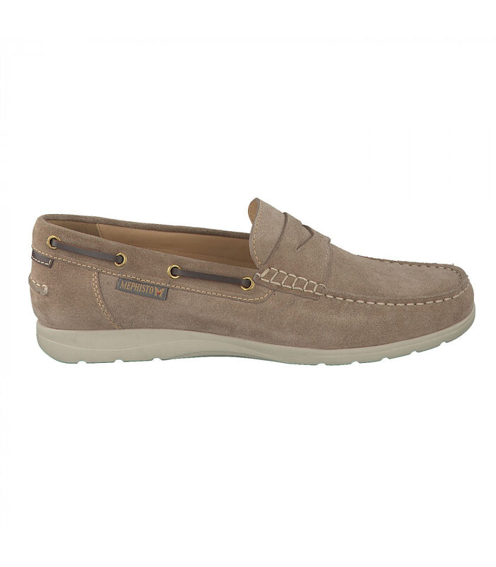 GINO-Loafers leer image number 0