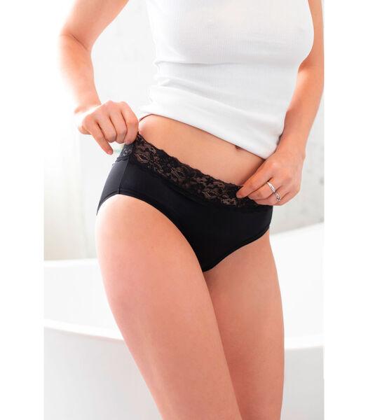 Menstruatieonderbroek BIEN ETRE zwart