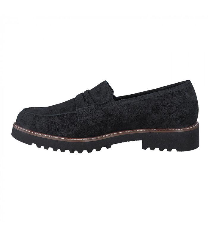 SIDNEY-Loafers fluweel image number 4