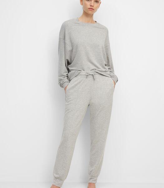 Yoga-sweatshirt van LENZING™ ECOVERO™
