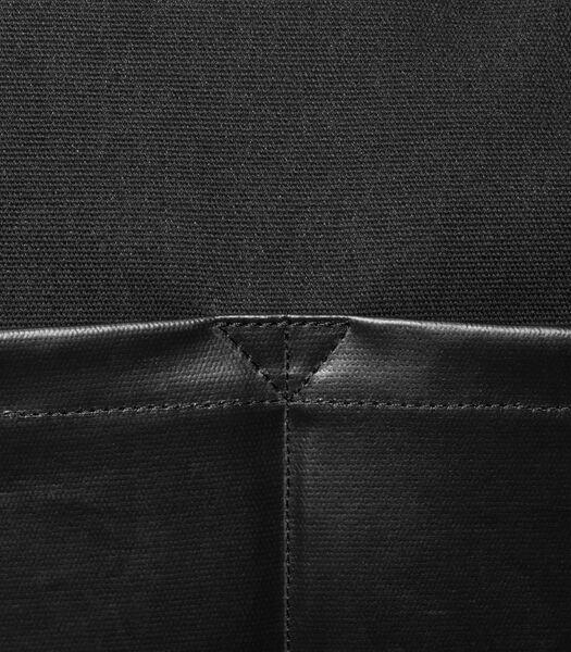 Overnighter Canvas - Reistas - Canvas Black