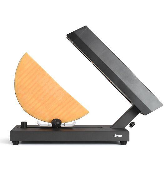 Apparaat voor traditionele raclette