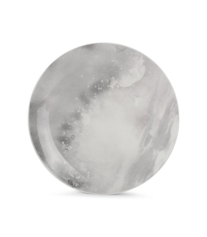 Servies 16-delig concrete Stone image number 2