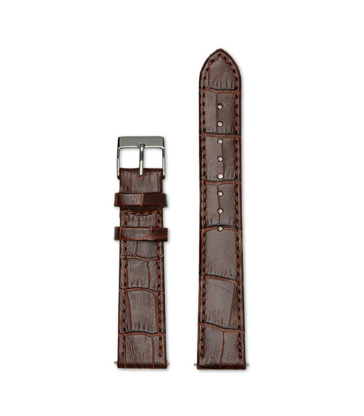Elite 35.5 Horlogeband bruin R18S1CBR