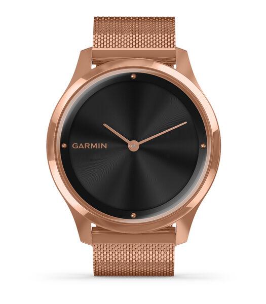 Vivomove Smartwatch roségoudkleurig 010-02241-04