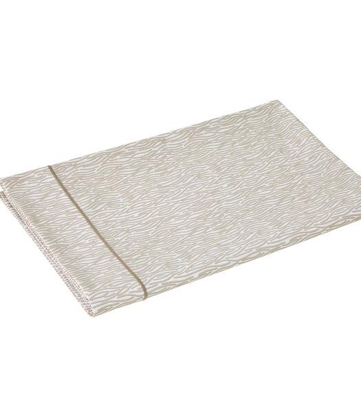 KHEOPS Sable - Laken 100% coton