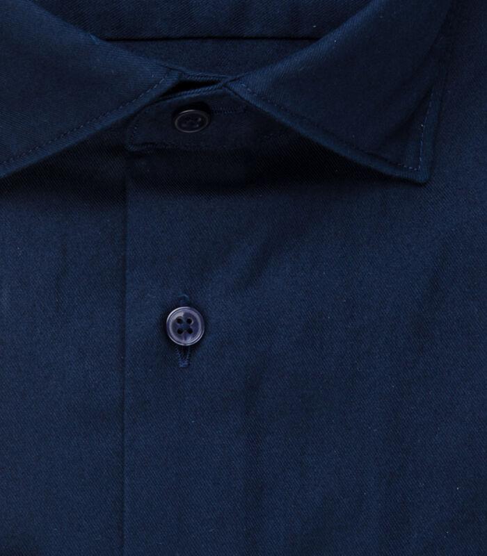 Overhemd Regular Fit Lange mouwen Uni image number 4