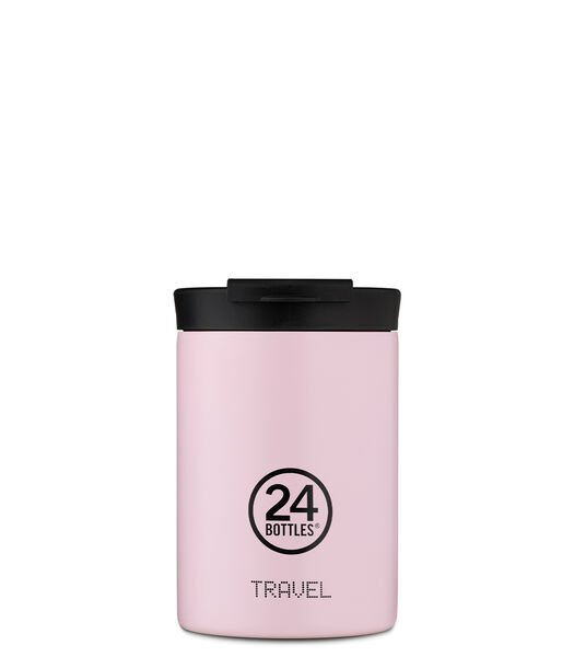 Travel Tumbler 350 ml Candy Pink