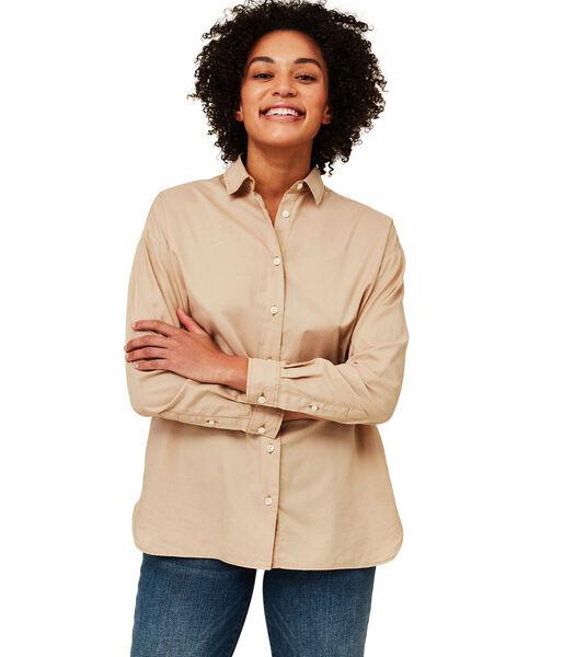Edith Lt Oxford-overhemd