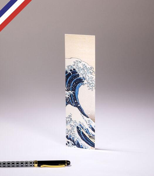Bladwijzer - Onder de golf van Hokusai