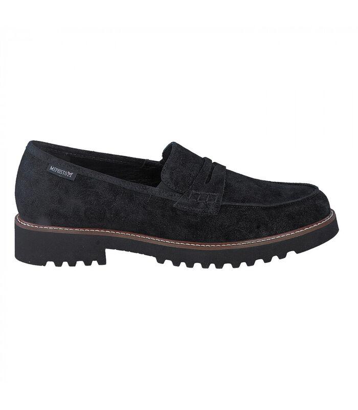 SIDNEY-Loafers fluweel image number 0
