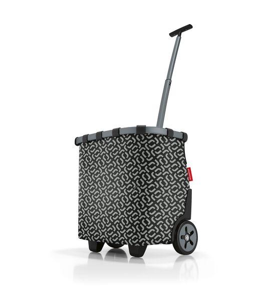 Carrycruiser - Boodschappentrolley - Signature Zwart