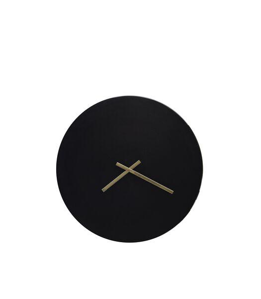 Horloge Licola - Noir antique - Ø59 cm