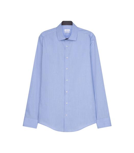 Overhemd Slim Fit Extra lange mouwen Uni