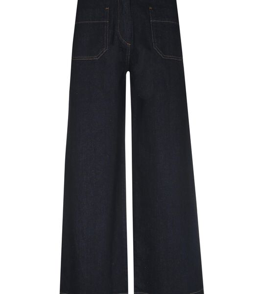 Kelly Rithmo Rinsed - Flaire Jeans