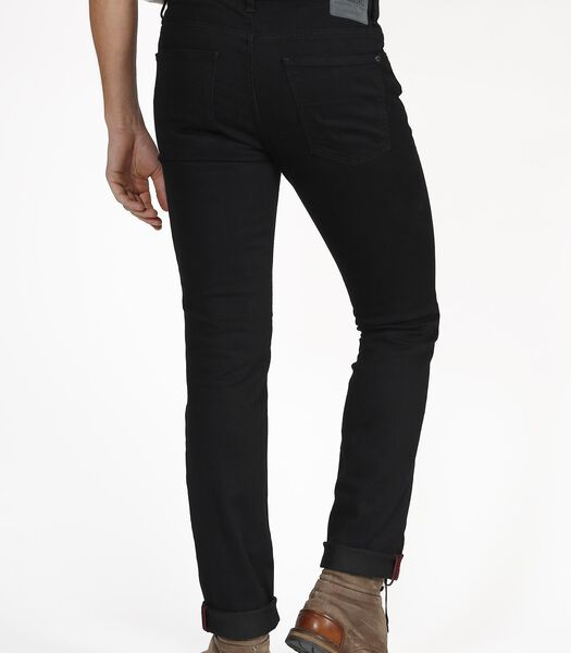 LC112 Nero Clean - Straight Jeans