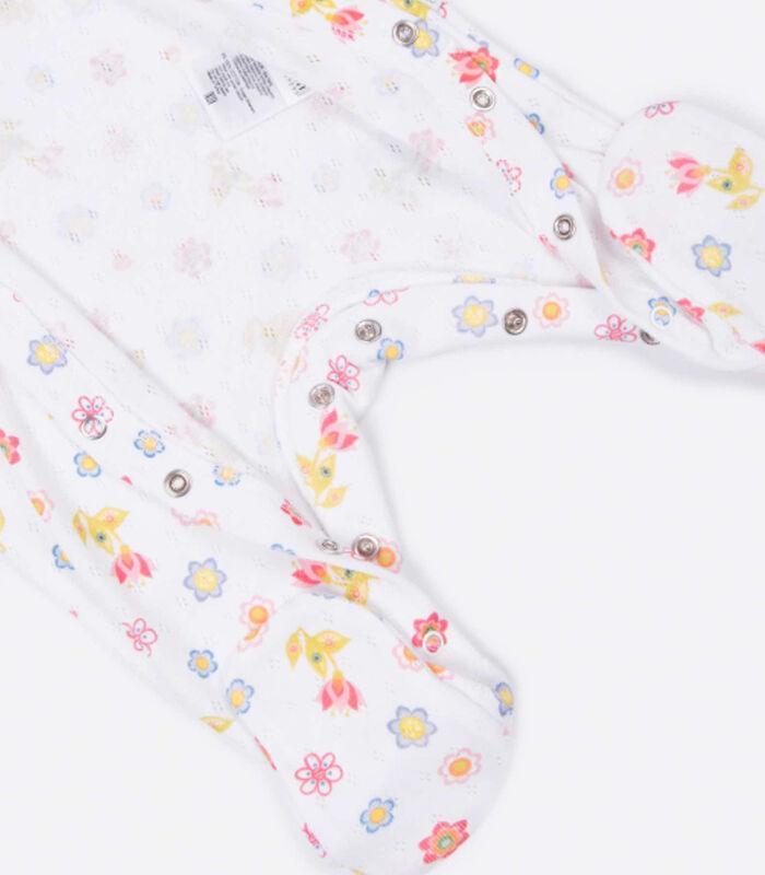 Biologisch katoenen babypyjama, Iris image number 3