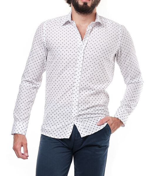Chemise manches longues IVERN