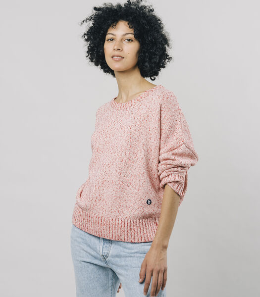 Sweater Mouline Coral