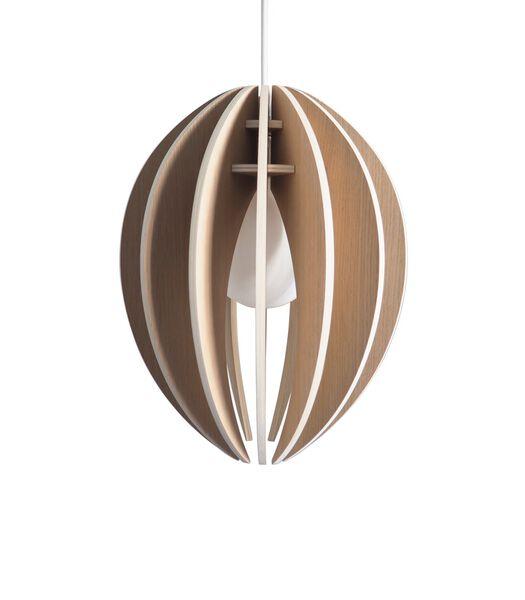 Suspension design bois et béton, FEVE
