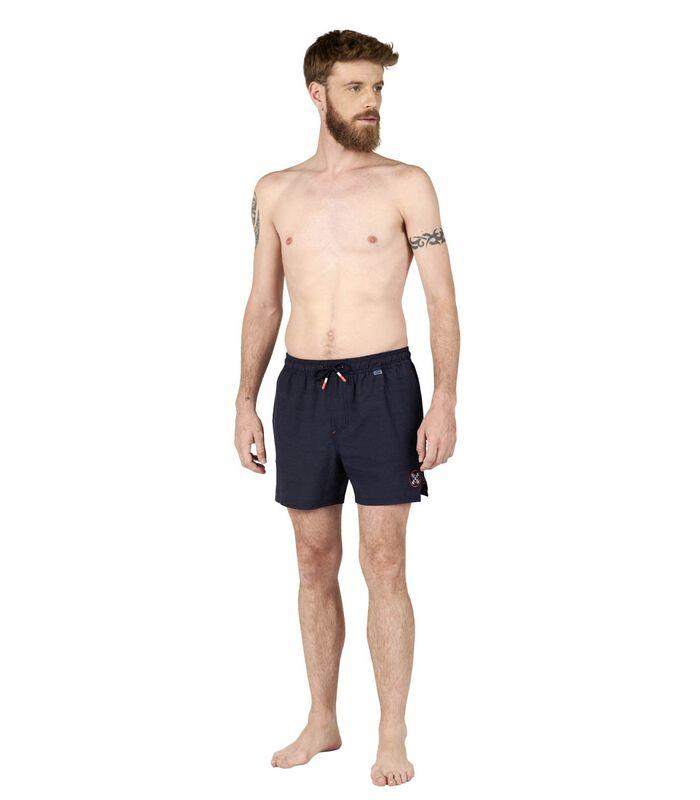 Zwemshort faux-uni stretch VIMPY image number 2