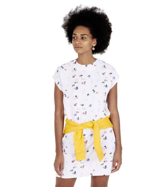 Vlotte jurk met print DOUCHKA