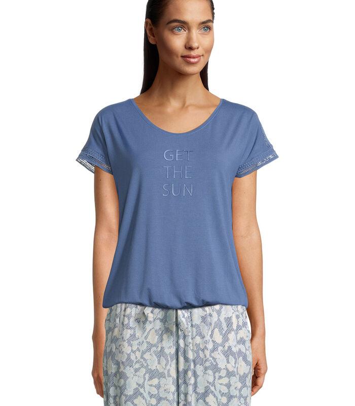 Casual shirt met print image number 0