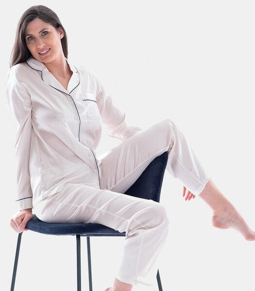 Oslo - Pyjama zijdesatin