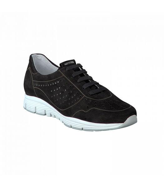 YLIANE-Sneakers leer