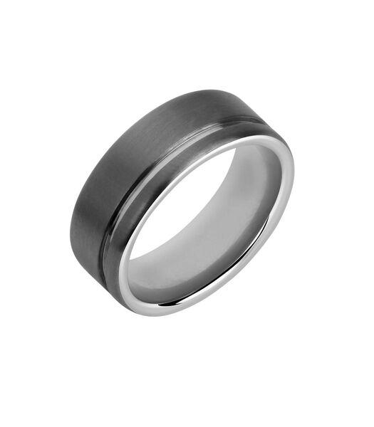 RIJ stalen ring - SACX090