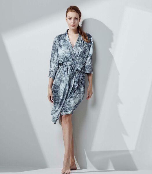 SARAI AURELIE - Kimono - Ijsblauw