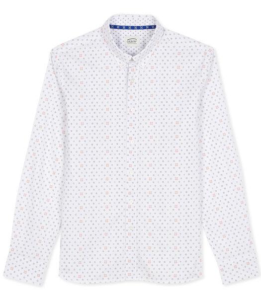 Overhemd met lange mouwen CAMPA