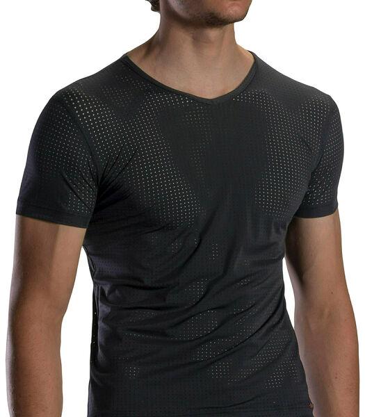 T-shirt met V-hals RED1871