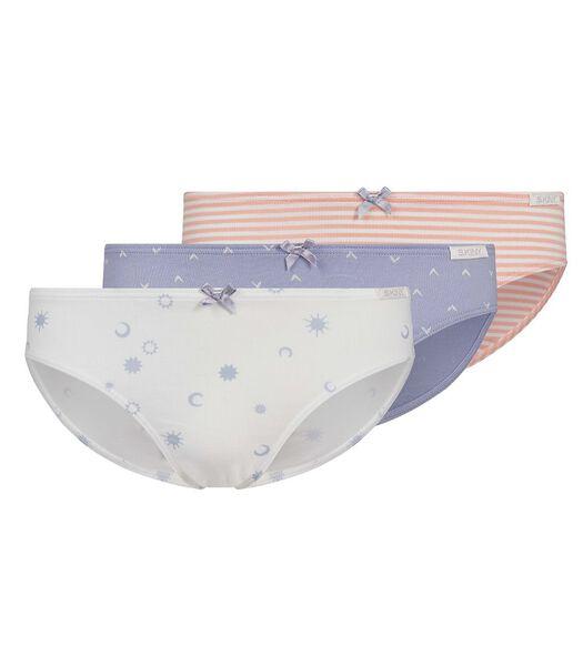 Slip 3 pack bikini m-140