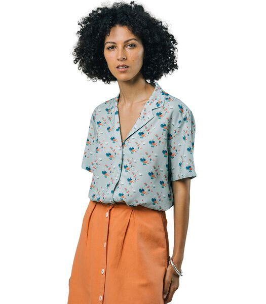 Blouse Water Lily