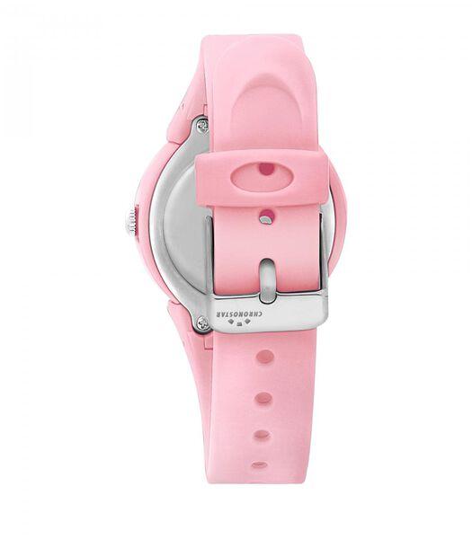 Analoog horloge-abs, polyurethaan TEENAGER
