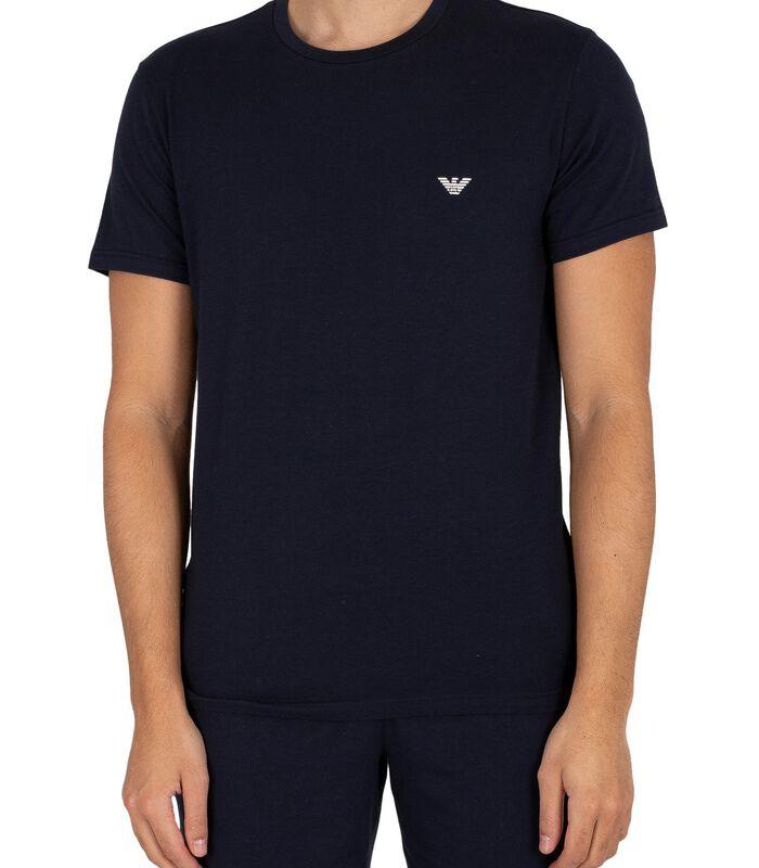 Pyjamaset met logo image number 1