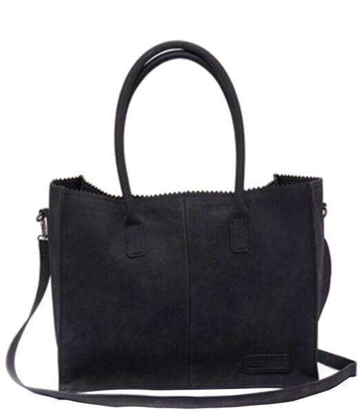 Zebra Trends Natural Bag Lisa noir