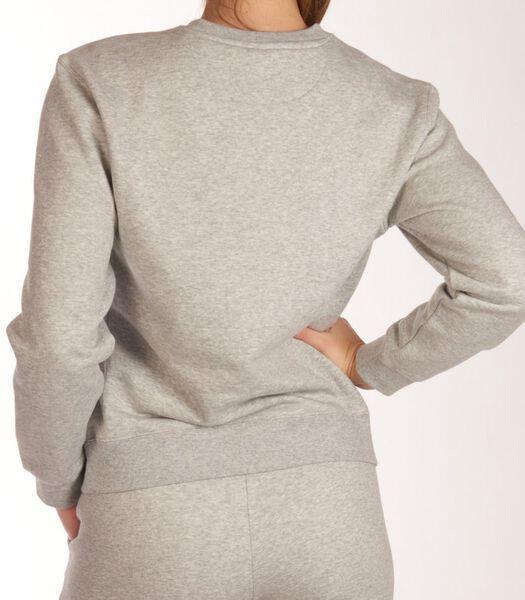 Homewear top sportswear crew logo d-40
