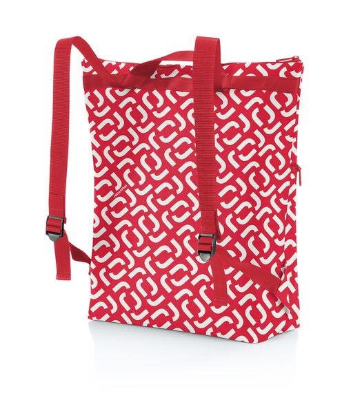 Cooler-Backpack - Koeltas - Signature Red Rood
