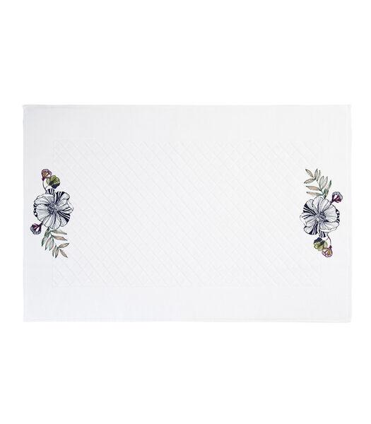 Belle de nuit - Tapis de bain Coton  870 g/m²