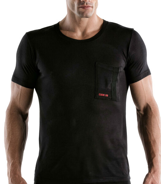 T-shirt met korte mouwen Core