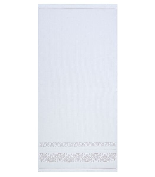 Formentera Voile Grisé Badlaken 70x140